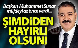 Erzurum'a şimdiden hayırlı olsun!