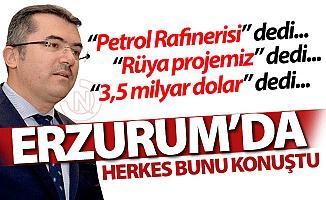 Erzurum'da herkes bunu konuştu!