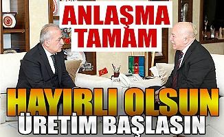 Erzurum'da üretim başlasın!