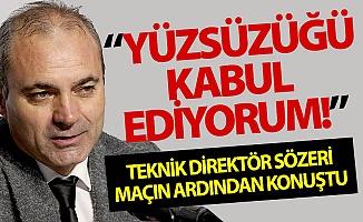 Erkan Sözeri böyle konuştu!