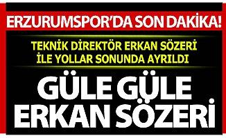 Erkan Sözeri ile yollar ayrıldı!