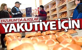 Erzurum'da alkışlar Yakutiye'ye