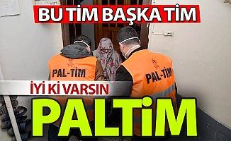 Erzurum'da bu tim, başka tim!
