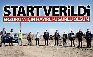 Erzurum'a hayırlı-uğurlu olsun!