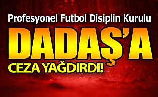 PFDK'dan Erzurumspor'a ceza yağdı!
