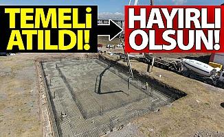Erzurum'da herkese açık olacak!