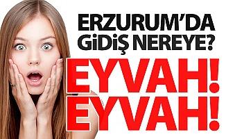 Erzurum'da bu gidiş nereye?