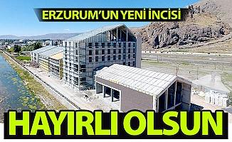 İşte Erzurum'un yeni incisi!