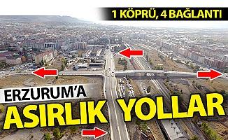 Erzurum'a asırlık yollar...