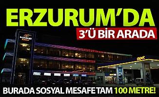 Erzurum'da 3'ü bir arada...