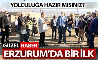 Erzurum'da yolculuğa hazır mısınız?