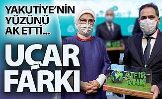 YAKUTİYE'NİN YÜZÜNÜ AK ETTİ...