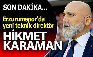 Hikmet Karaman tamam!
