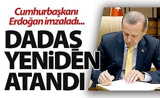 Erdoğan imzaladı; hayırlı olsun...