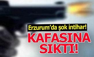 Erzurum'da 25 yaşındaki genç intihar etti!