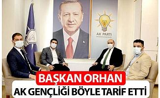 AK Parti gençliği için bu tarifi yaptı...
