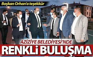 Aziziye Belediyesi'ne AK Parti çıkarması