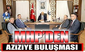 MHP'den Aziziye buluşması