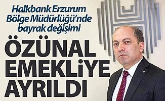 Halkbank'ta görev değişimi