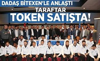 Erzurumspor da artık Coin dünyasında!