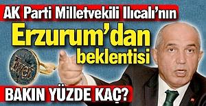 İşte Ilıcalı'nın Erzurum beklentisi...