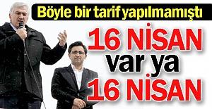 Erzurum'da öyle bir tarif yaptı ki!..