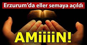 Erzurum'da Binbir Hatim rekoru