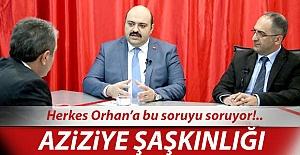 Herkes Orhan'a o soruyu soruyor!..