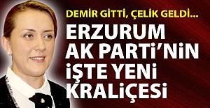 İşte AK Parti'nin yeni kraliçesi!..