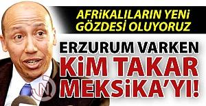 Erzurum'da hedefler yine büyüdü!..