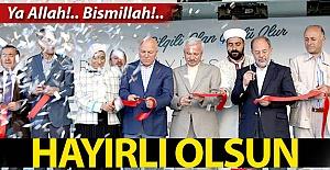 Erzurum'a hayırlı uğurlu olsun!..