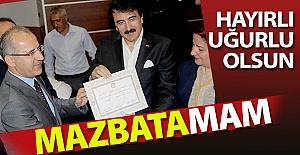 Erzurum'a hayırlı uğurlu olsun