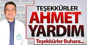 Erzurum YARDIM'a koşuyor!..