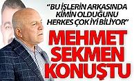 Başkan Sekmen'den ince mesaj...