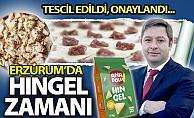 Erzurum#039;da şimdi HINGEL zamanı!